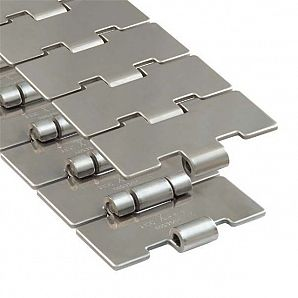 Flat Top Chains For Beverage Industry
